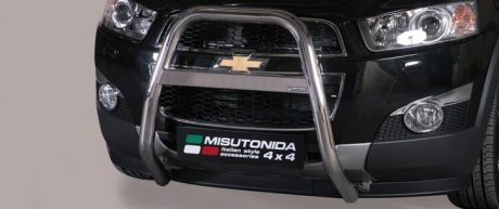 Chevrolet Captiva (2011-) – Misutonida 4×4 Kufanger-Frontbøyler