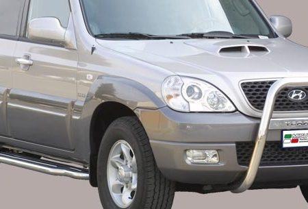 Hyundai Terracan (2004-) – Misutonida 4×4 Kufanger-Lysbøyle m/Logo