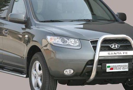 Hyundai Santa Fe (2006-) – Misutonida 4×4 Kufanger-Lysbøyle m/Logo