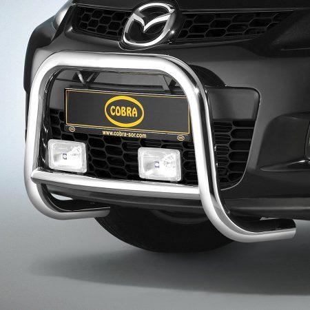 Mazda CX-7 (2007-) – Cobra-Sor Godkjent Kufanger-Frontbøyler