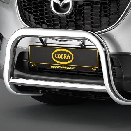 Mazda CX-5 (2012-) – Cobra-Sor Godkjent Kufanger-Frontbøyler
