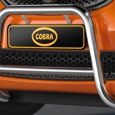 Smart For Two (2014-) – Cobra-Sor Godkjent Kufanger-Frontbøyler