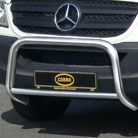 Mercedes Benz Sprinter (2006-) – Cobra-Sor Godkjent Kufanger-Frontbøyler