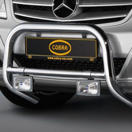 Mercedes Benz Viano (2010-) – Cobra-Sor Godkjent Kufanger-Frontbøyler
