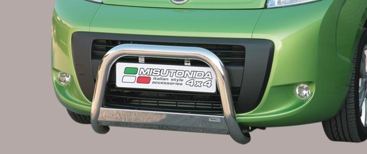 Fiat Fiorino (2008-) – Misutonida 4x4 Godkjent Kufanger-Frontbøyler