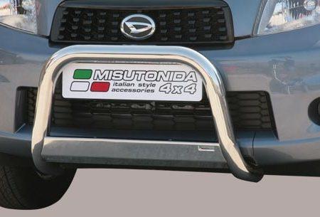 Daihatsu Terios CX/Overfender/SX (2009-) – Misutonida 4x4 Godkjent Kufanger-Frontbøyler