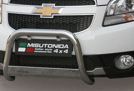 Chevrolet Orlando (2011-) – Misutonida 4x4 Kufanger-Frontbøyler