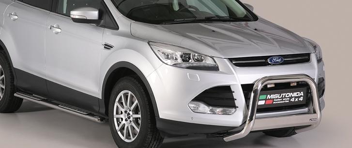 Ford Kuga (2013-) – Misutonida 4x4 Godkjent Kufanger-Frontbøyler m/Logo