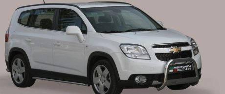Chevrolet Orlando (2011-) – Misutonida 4x4 Kufanger-Frontbøyler m/Logo