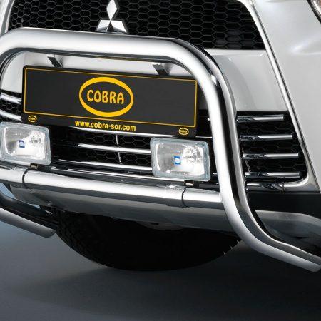 Mitsubishi Outlander (2010-) – Cobra-Sor Godkjent Kufanger-Frontbøyler