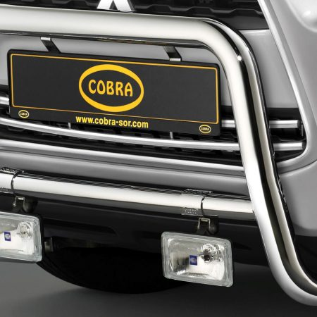 Citroën C4 Aircross (2012-) – Cobra-Sor Godkjent Kufanger-Frontbøyler