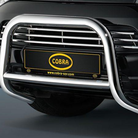 Mitsubishi Outlander (2012-) – Cobra-Sor Godkjent Kufanger-Frontbøyler