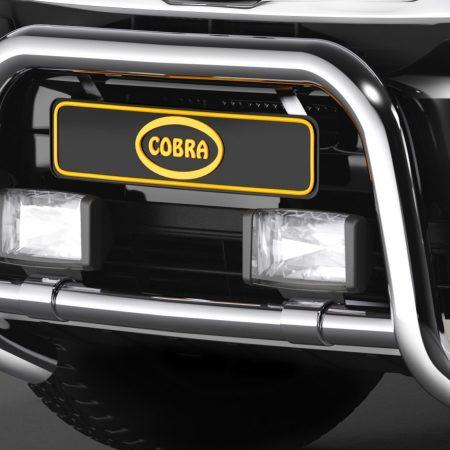 Mitsubishi Outlander (2015-) – Cobra-Sor Godkjent Kufanger-Frontbøyler