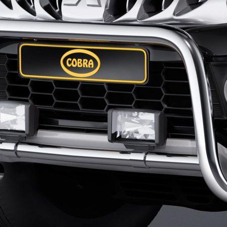 Fiat Fullback (2016-) – Cobra-Sor Godkjent Kufanger-Frontbøyler
