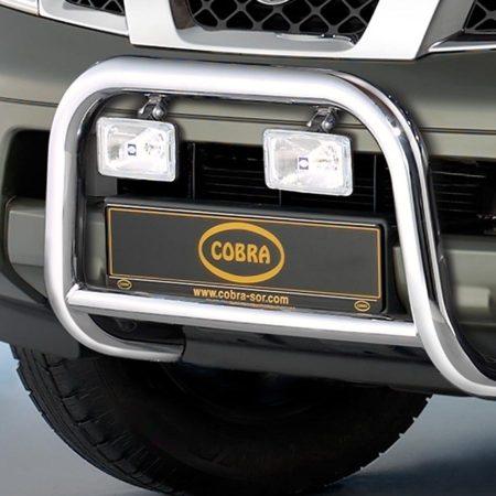 Nissan Pathfinder (2005-) – Cobra-Sor Godkjent Kufanger-Frontbøyler