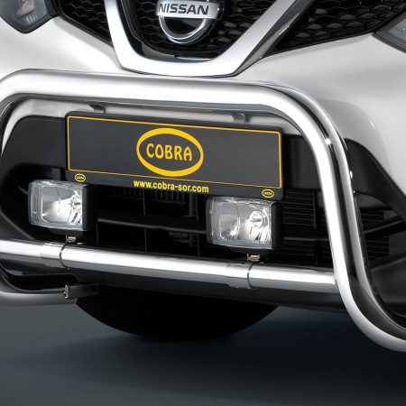 Nissan Qashqai (2014-) – Cobra-Sor Godkjent Kufanger-Frontbøyler