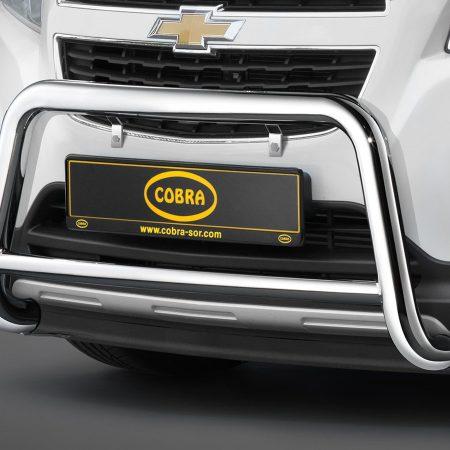 Opel Mokka (2012-) – Cobra-Sor Godkjent Kufanger-Frontbøyler
