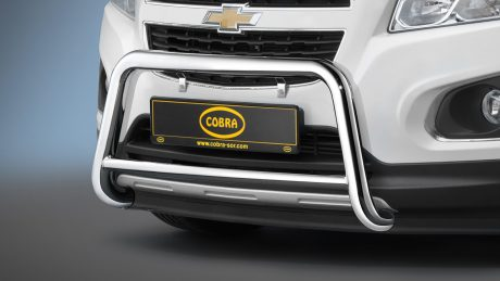 Chevrolet Trax (2013-) – Cobra-Sor Godkjent Kufanger-Frontbøyler