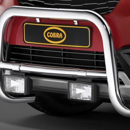 Opel Crossland X (2017-) – Cobra-Sor Godkjent Kufanger-Frontbøyler