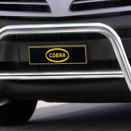Nissan Interstar (2004-) – Cobra-Sor Godkjent Kufanger-Frontbøyler
