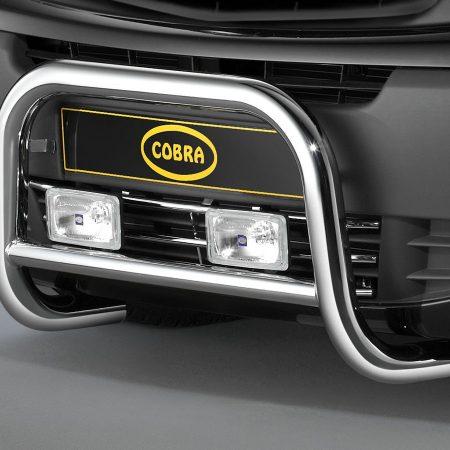 Opel Vivaro (2001-) – Cobra-Sor Godkjent Kufanger-Frontbøyler