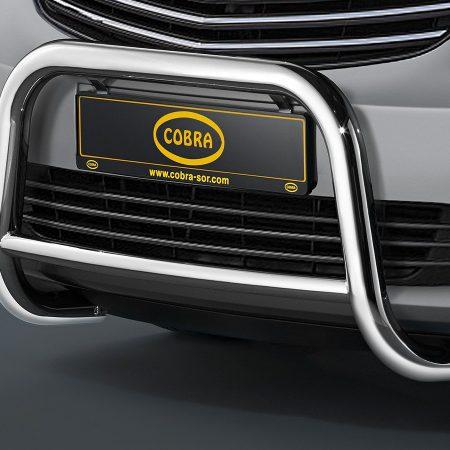 Fiat Talento (2016-) – Cobra-Sor Godkjent Kufanger-Frontbøyler