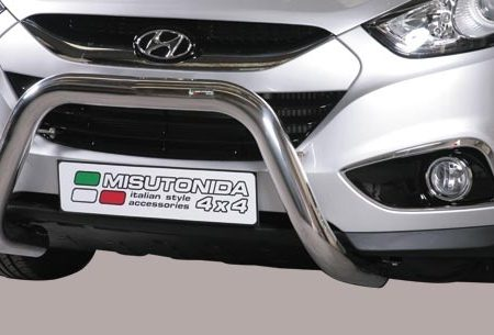 Hyundai IX35 (2010-) – Misutonida 4x4 Godkjent Kufanger-Frontbøyler