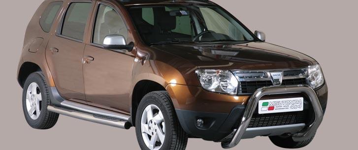 Dacia Duster (2010-) – Misutonida 4x4 Kufanger-Frontbøyler