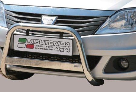 Dacia Logan MCV (2009-) – Misutonida 4x4 Kufanger-Frontbøyler