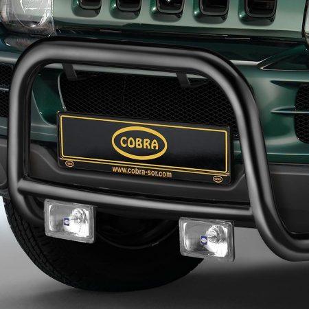 Suzuki Jimny (2005-) – Cobra-Sor Godkjent Kufanger-Frontbøyler