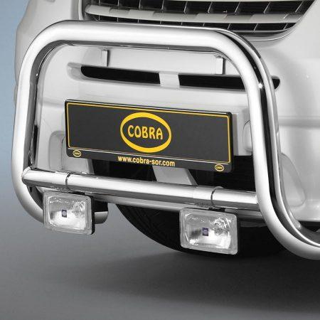 Subaru Tribeca(2008-) – Cobra-Sor Godkjent Kufanger-Frontbøyler