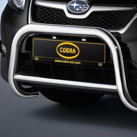 Subaru XV (2012-) – Cobra-Sor Godkjent Kufanger-Frontbøyler