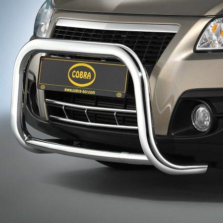 Fiat Sedici (2006-) – Cobra-Sor Godkjent Kufanger-Frontbøyler