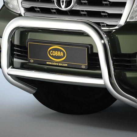 Toyota Land Cruiser V8 (2008-) – Cobra-Sor Godkjent Kufanger-Frontbøyler