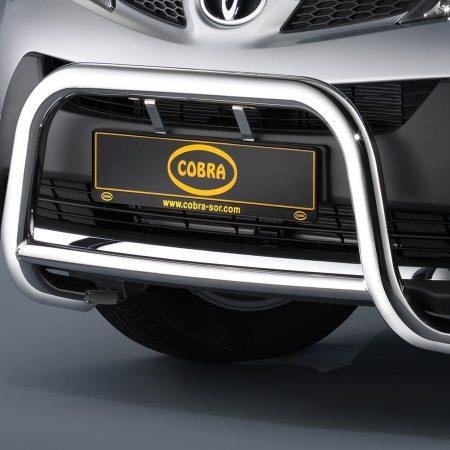 Toyota Rav4 (2013-) – Cobra-Sor Godkjent Kufanger-Frontbøyler