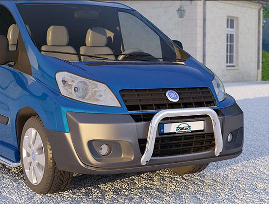 Fiat Scudo (2006-) – Antec Godkjent Kufanger-Frontbøyle