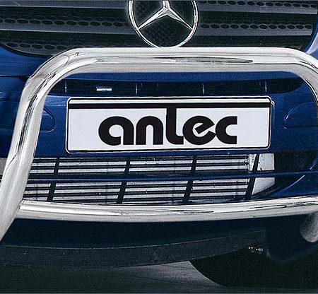 Mercedes Benz Vito W639 (2003-) – Antec Godkjent Lysbøyle/Frontbøyle m/tverrør