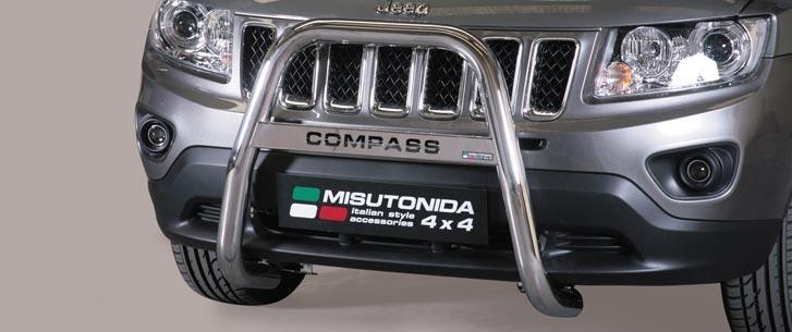 Jeep Compass (2011-) – Misutonida 4×4 Kufanger-Lysbøyle m/Logo
