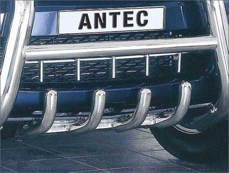 Suzuki Grand Vitara (2006-) – Antec Godkjent Frontbøyle m/underbeskyttelse mulighet