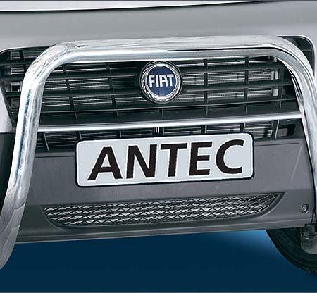 Peugeot Boxer (2006-) – Antec Godkjent Frontbøyle m/tverrør og underbeskyttelse mulighet