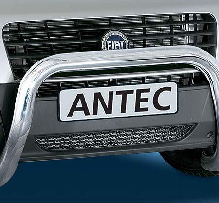 Peugeot Boxer (2006-) – Antec Godkjent Frontbøyle m/underbeskyttelse mulighet