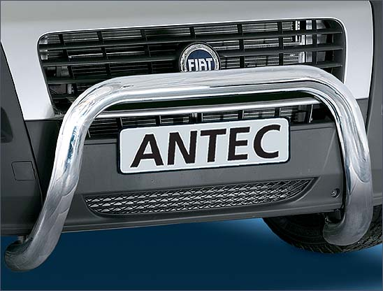 Fiat Ducato (2006-) – Antec Godkjent Kufanger-Frontbøyle