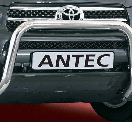 Toyota Rav4 (2010-) – Antec Godkjent Frontbøyle-Lysbøyle m/underbeskyttelse mulighet