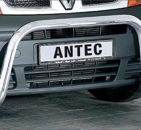 Opel Vivaro (2014-) – Antec Godkjent Frontbøyle/Lysbøyle