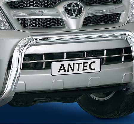 Toyota Hilux (2005-) – Antec Godkjent Frontbøyle m/underbeskyttelse mulighet