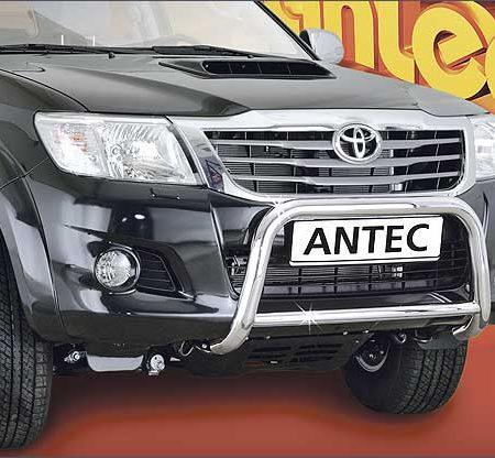 Toyota Hilux (2011-) – Antec Godkjent Frontbøyle m/underbeskyttelse mulighet
