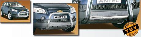 Chevrolet Captiva (2006-) – Antec Godkjent Kufanger-Frontbøyle