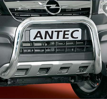 Opel Antara (2007) – Antec Godkjent Frontbøyle/Lysbøyle