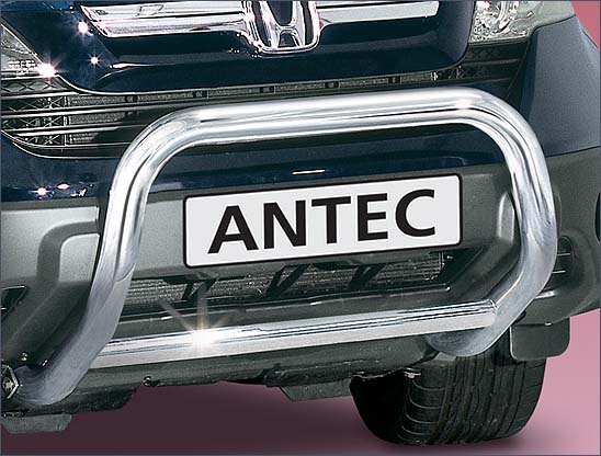 Honda CR-V (2006-) – Antec Godkjent Frontbøyle/Lysbøyle m/tverrør