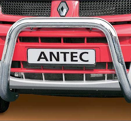 Nissan Interstar (2004) – Antec Godkjent Frontbøyle m/tverrør mulighet